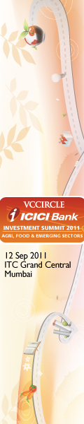 VCCircle ICICI Bank Investment Summit 2011 - 12 Sept 2011, ITC Grand Central Mumbai
