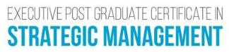 Executive Post Graduate Certificate in Strategic Management
