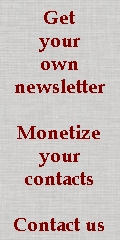 Make money with your own newsletter