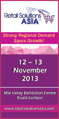 Retail Solutions Asia 2013